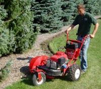 dayton landscaping edging service
